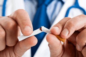 Does Quitting Smoking Cause Acne? (Hint: Maybe…)